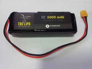 TBS Groundstation 5000mAh 3S 1C LIPO - FPV Battery -- ParAddix -- Canadian Online ParaStore for the Paramotor and Paraglider Addicts