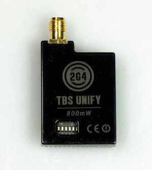 TBS Unify 2G4 800mW 16CH - FPV Video TX -- ParAddix -- Canadian Online ParaStore for the Paramotor and Paraglider Addicts