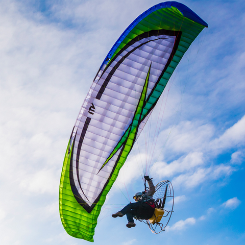 ITV Dolpo 3 - Paramotor and Paraglider Wing for Beginners – ParAddix