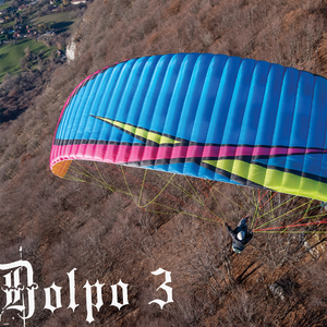 ITV Dolpo 3 - Paramotor and Paraglider Wing for Beginners - Wing -- ParAddix -- Canadian Online ParaStore for the Paramotor and Paraglider Addicts