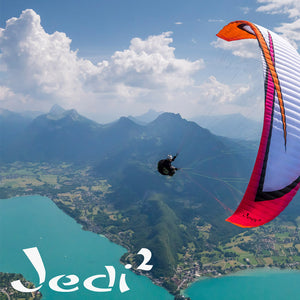 ITV Jedi 2 - Paramotor and Paraglider Wing for Intermediate Pilots - Wing -- ParAddix -- Canadian Online ParaStore for the Paramotor and Paraglider Addicts