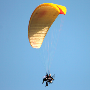 Paramotor Tandem Flight (Canada) - Tandem -- ParAddix -- Canadian Online ParaStore for the Paramotor and Paraglider Addicts