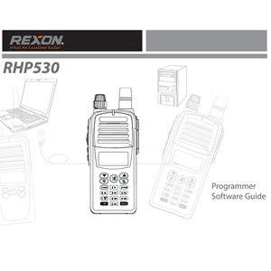 Programming Kit for Rexon RHP-530 Airband Radio (Canada Only)