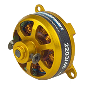 AXi 250 2203/46 Outrunner Brushless Motor V2 - RC  Motor - RC Motor -- ParAddix -- Canadian Online ParaStore for the Paramotor and Paraglider Addicts