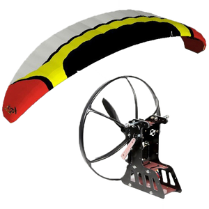 Power 1.1 / XS2 - RC Paramotor Combo Kit Package - RC Combo -- ParAddix -- Canadian Online ParaStore for the Paramotor and Paraglider Addicts