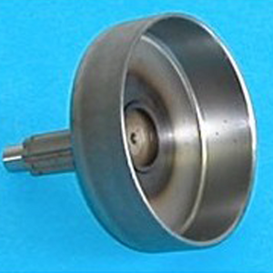 Clutch Bell - M7/4 - Miniplane Top 80 (Canada Only) - Engine Part - Heavy -- ParAddix -- Canadian Online ParaStore