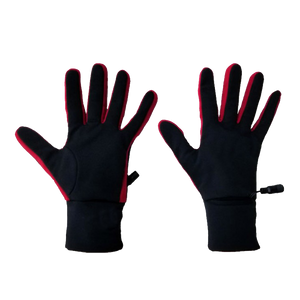 Conforteck Carbon Heated Liner Gloves - Red Line - ParAddix