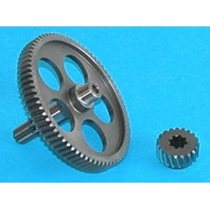 Gear and Pinion - M7/3 - Miniplane Top 80 (Canada Only) - Engine Part - Heavy -- ParAddix -- Canadian Online ParaStore