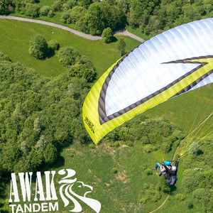 ITV Awak 2 Tandem - Paramotor & Paraglider Mini-Wing for Small Surface Tandems - Wing -- ParAddix -- Canadian Online ParaStore for the Paramotor and Paraglider Addicts
