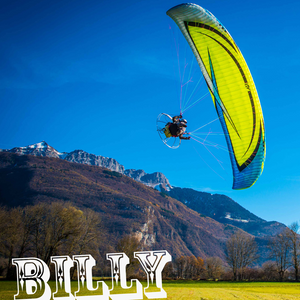 ITV Billy - Full Reflex Paramotor Wing - Wing -- ParAddix -- Canadian Online ParaStore for the Paramotor and Paraglider Addicts