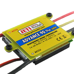 Jeti Advance 90 Pro Opto Brushless ESC - RC ESC - RC ESC -- ParAddix -- Canadian Online ParaStore for the Paramotor and Paraglider Addicts