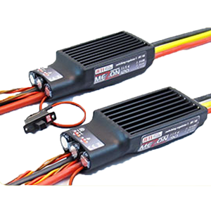 Jeti Mezon Lite 120 8S Brushless ESC w/Telemetry - RC ESC - RC ESC -- ParAddix -- Canadian Online ParaStore for the Paramotor and Paraglider Addicts