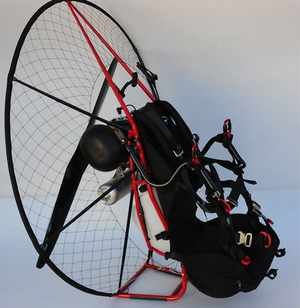 Miniplane Top 80 Paramotor - ABM System (Canada Only) - Paramotor -- ParAddix -- Canadian Online ParaStore for the Paramotor and Paraglider Addicts