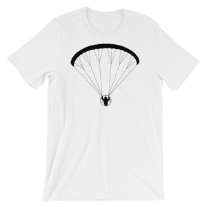 Paramotor Short-Sleeve Unisex T-Shirt - T-Shirt -- ParAddix -- Canadian Online ParaStore for the Paramotor and Paraglider Addicts