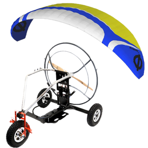 Hybrid 5.2 / Trike XL - RC Paramotor Trike Combo Kit Package - RC Combo -- ParAddix -- Canadian Online ParaStore