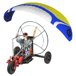 Hybrid 5.2 / Trike XL / Tom - RC Paramotor Trike Combo Kit Package - RC Combo -- ParAddix -- Canadian Online ParaStore