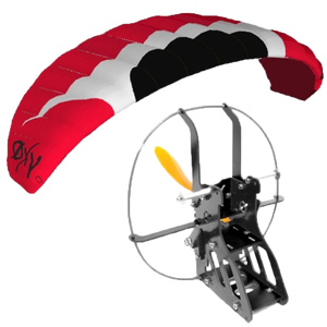 Oxy 0.5 / XXS2 - RC Paramotor Combo Kit Package - RC Combo -- ParAddix -- Canadian Online ParaStore for the Paramotor and Paraglider Addicts