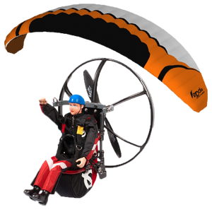 Hybrid 1.8 / M3 / Ben - RC Paramotor Combo Kit Package - RC Combo -- ParAddix -- Canadian Online ParaStore for the Paramotor and Paraglider Addicts