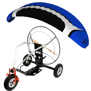 Oxy 5.0 / Trike XL - RC Paramotor Trike Combo Kit Package - RC Combo -- ParAddix -- Canadian Online ParaStore for the Paramotor and Paraglider Addicts