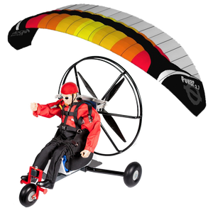 Power 2.7 / L / Lucas - RC Paramotor Trike Combo Kit Package - RC Combo -- ParAddix -- Canadian Online ParaStore for the Paramotor and Paraglider Addicts