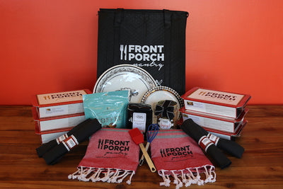 The Gift of Front Porch Pantry