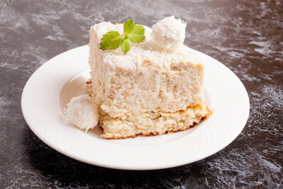 Piña Colada Coconut Cake (Sweet Saturday)