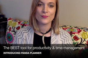 Sea and Stone Jewelry Founder talks about Planner for business productivity