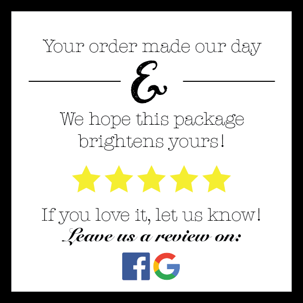 Review it forward!