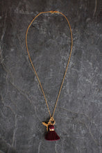 Florida State Tassel Necklace