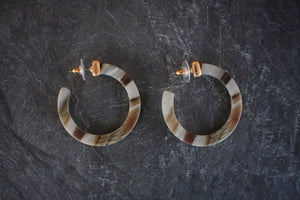 Banded Resin Hoops