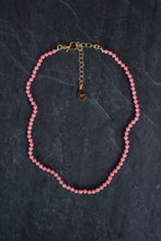Coral Petite Adjustable Necklace
