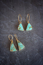 One-of-a-kind Turquoise Earrings