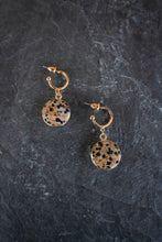 sea and stone jewelry Dalmatian Jasper Drops