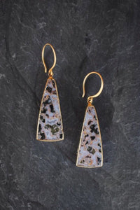 One-of-a-kind Jasper Earrings