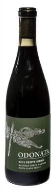 Odonata Wines 2016 Petite Sirah, Machado Creek