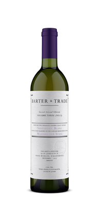 Barter & Trade 2018 Sauvignon Blanc, Columbia Valley, Washington