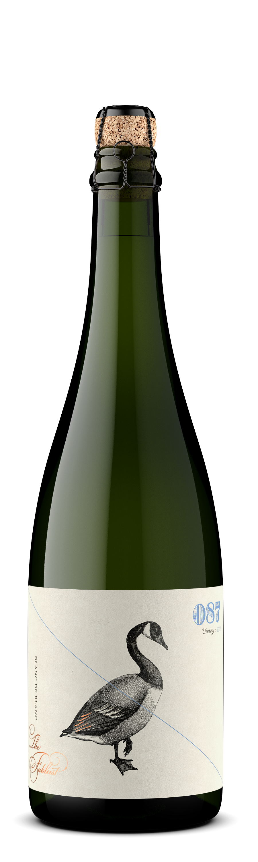 Fableist 2018 Blanc de Blanc, Central Coast COMING SOON!
