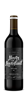 Never Neverland 2018 Red Blend, Santa Barbara County