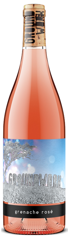 SOLD OUT Groundwork 2019 Grenache Rose, Central Coast