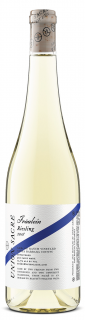 Union Sacre 2018 Riesling Fraulein, Kick on Ranch, Santa Barbara County