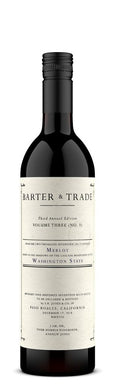 Barter & Trade 2017 Merlot, Columbia Valley, Washington