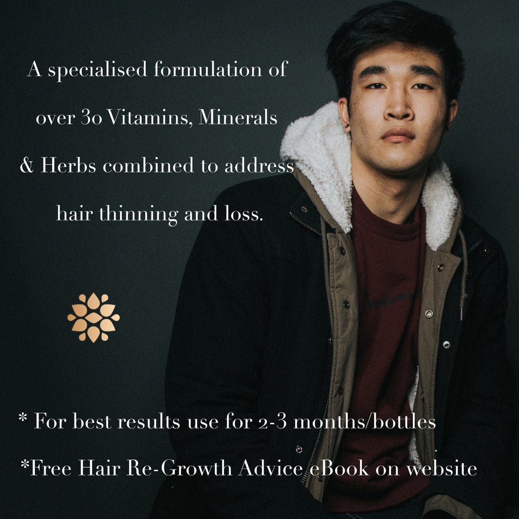 Good Hair Nutrient Complex - 6 month supply 45% discount