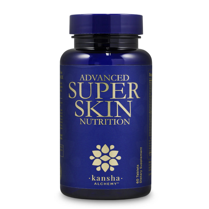 Advanced SUPER SKIN Nutrition - Premium Collagen Anti-Age Supplement @ introductory 30% discount