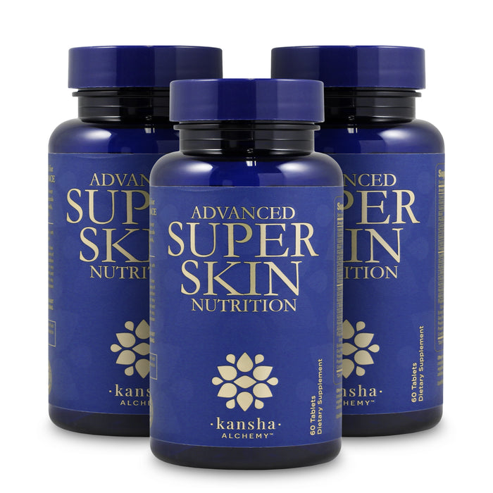 Advanced Super Skin Nutrition - Premium Collagen Supplement - 180 caps / 3 months 40% discount