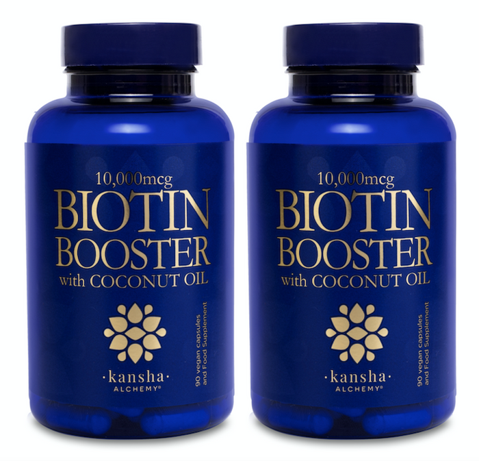 2-pack of Biotin Booster