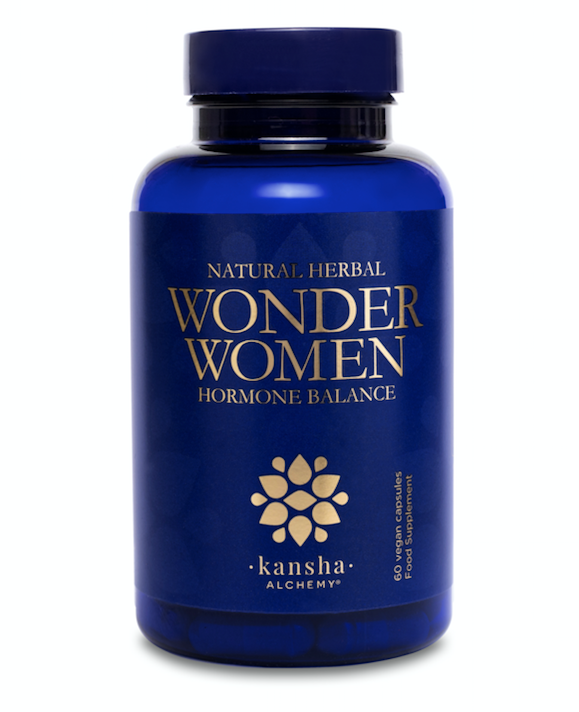 Wonder Women Advanced Herbal Hormone Complex - 60 caps, one month supply