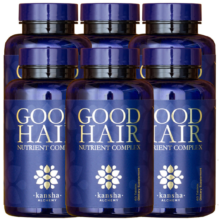 Good Hair Nutrient Complex - 6 month supply 33% off