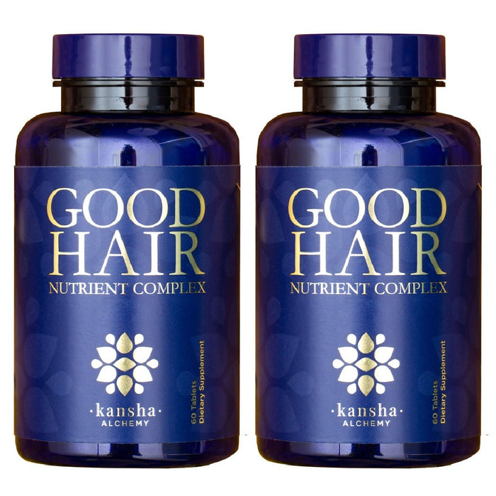 GOOD HAIR NUTRIENT COMPLEX 2 month supply 25% off