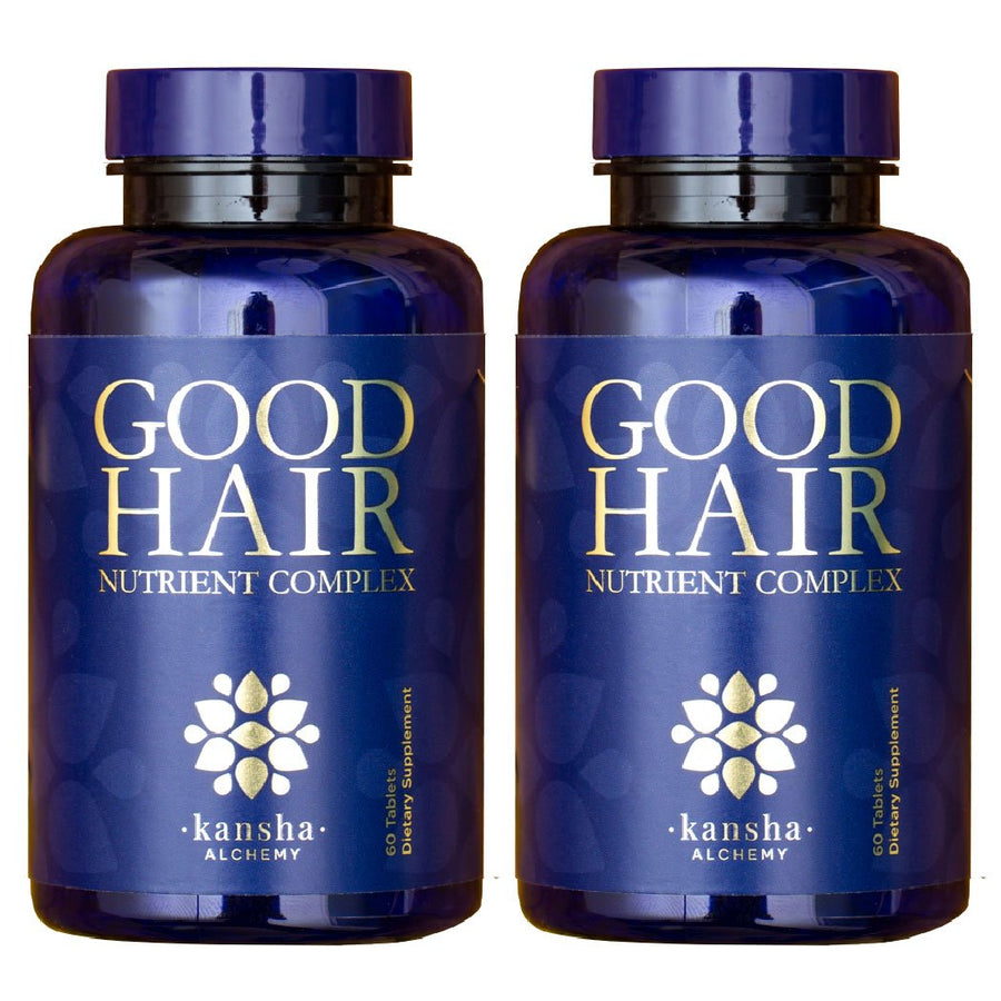 GOOD HAIR NUTRIENT COMPLEX 2 month supply 20% off