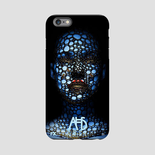 American Horror Story Blue Cult Phone Case